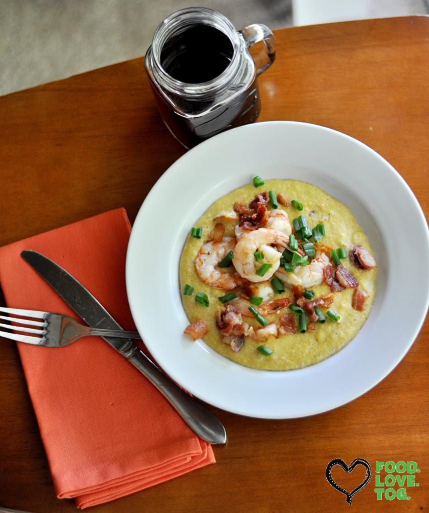 Polenta and Shrimp2