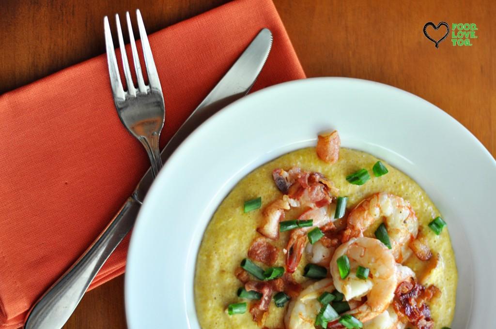 Shrimp and Polenta3