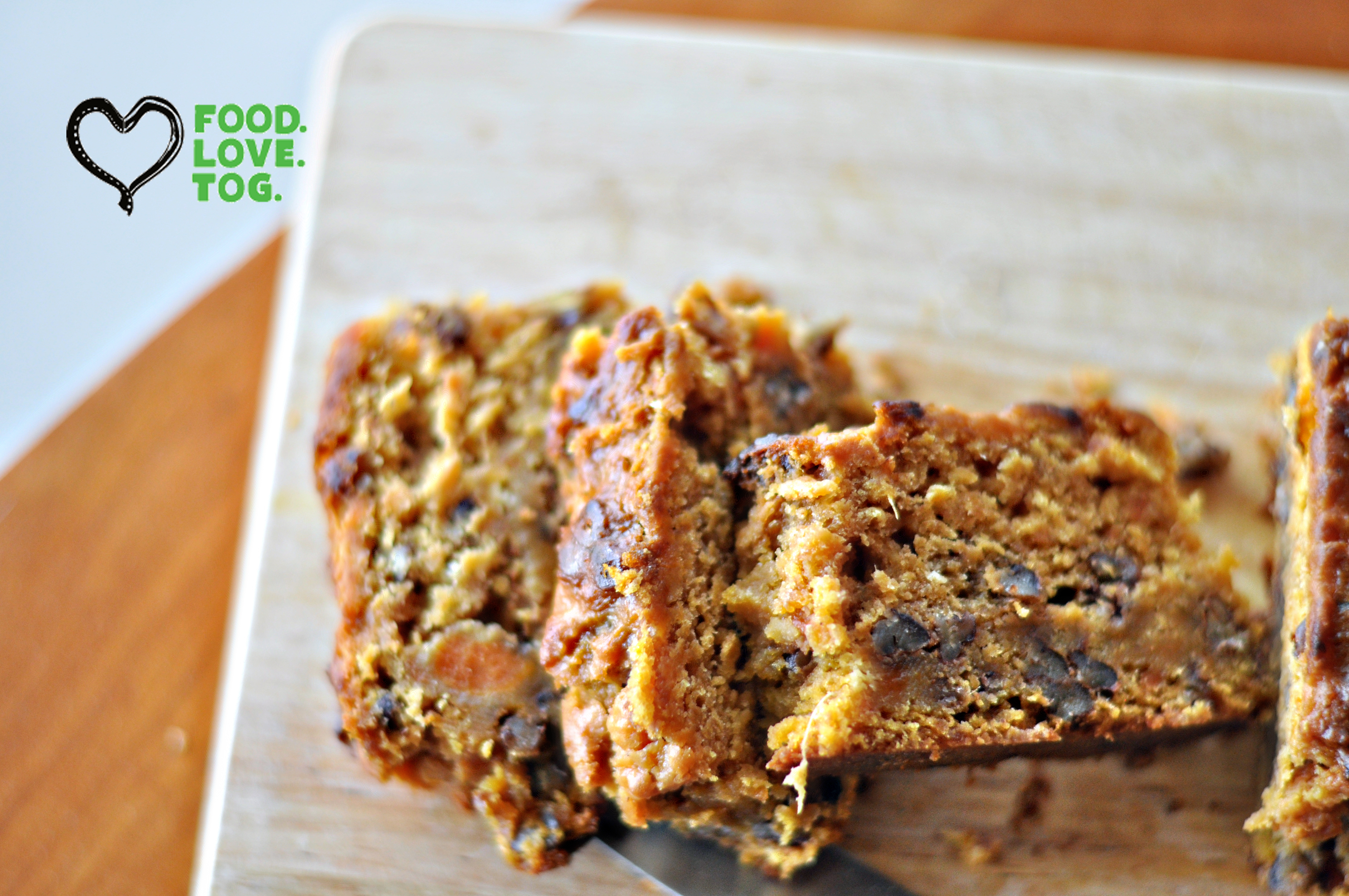 Sweet Potato Pecan Bread Indianapolis Food Blogger