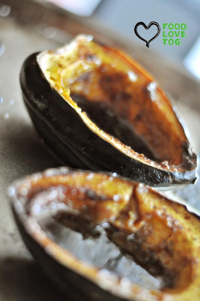 Roasted Cayenne Brown Sugar Squash, foodlovetog.com