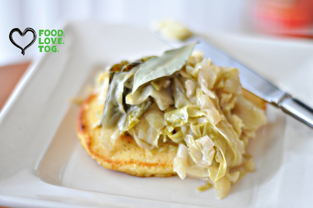 Braised Cabbage | FoodLoveTog