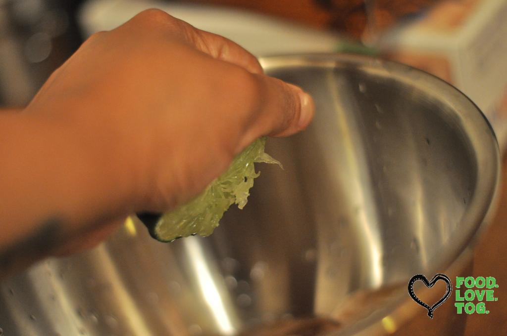 Drunken Shrimp | FoodLoveTog.com