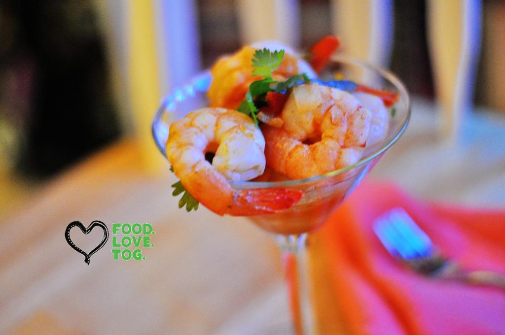 Drunken Shrimp | FoodLoveTog