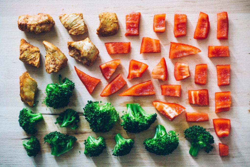 Meal Prep Via Pexel